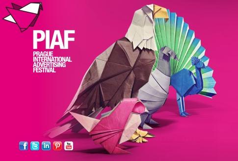 Piaf festival reklamy