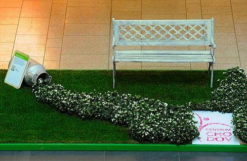 květinové dny Centrum Chodov