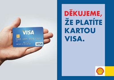 Visa  a Shell