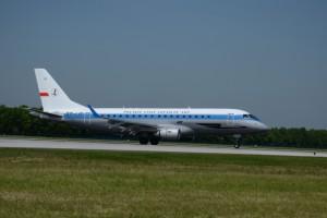 Retro Jet polských aerolinií LOT