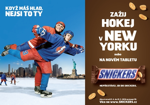 Snickers New York