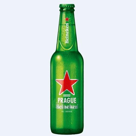 Heineken Cities Prague