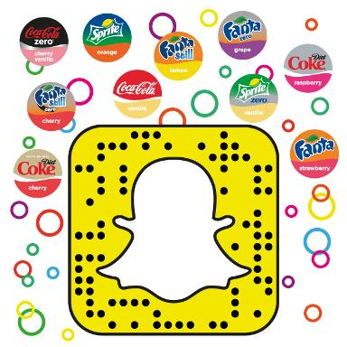 Coca-Cola_Snapchat